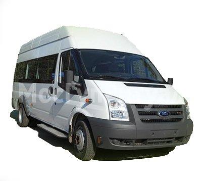 Катафальный микроавтобус Ford Transit